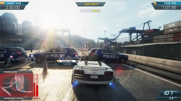 Need For Speed Most Wanted 2012 – Repack – VourdPC