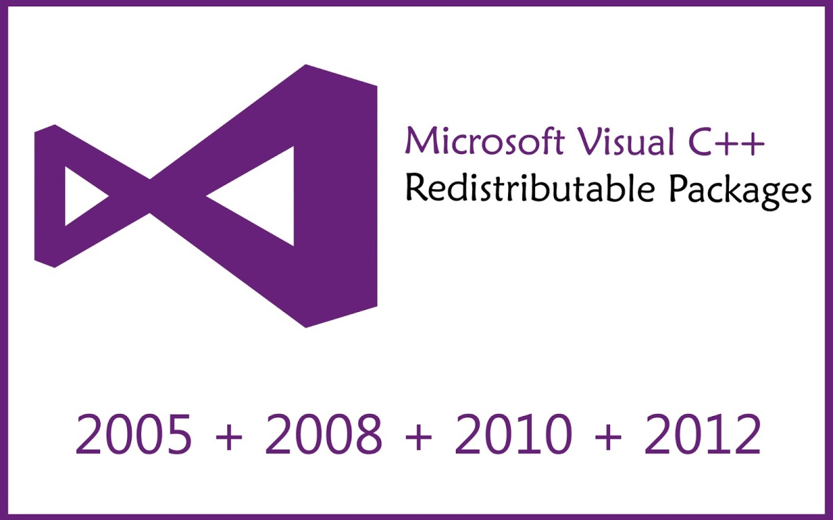 what is microsoft vc redist package